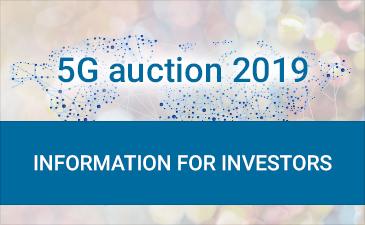 5G auction 2019