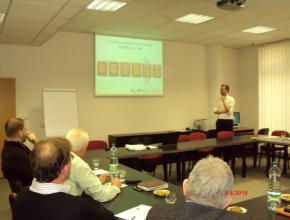 Workshop k tvorbě Kompetenčního modelu 9. 4. 2015, Praha